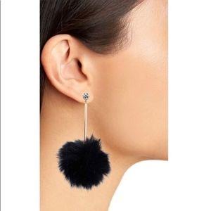 NWT Kate Spade Flying Colors Earrings